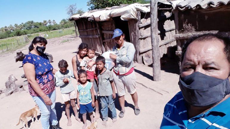 Emergencia Alimentaria y Sanitaria en Comunidades Rurales